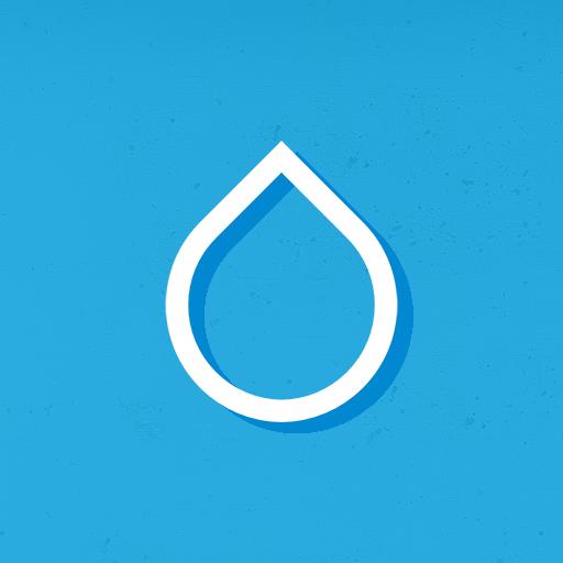 毎日水分補給トラッカー 健康 App LOGO-硬是要APP