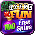 Tragaperras de casino gratis – Juegos House of Fun icon