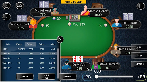 Offline Poker - Tournaments 1.10.1 screenshots {n} 2