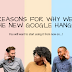 5 Reasons for why we love the new Google Hangouts