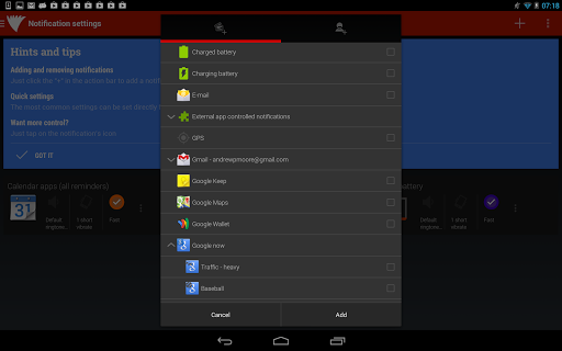 Screenshot for Light Flow Pro - LED Control in United States Play Store