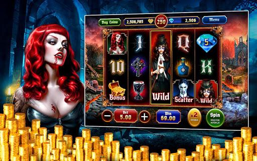 Vampire Queen Slots Casino HD