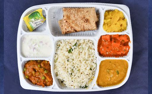 Veg North Indian Meal image
