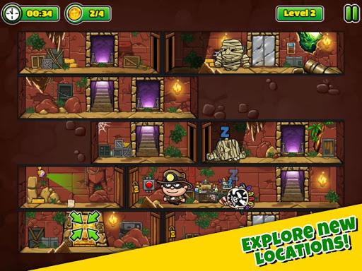 Bob The Robber 5: Temple Adventure by Kizi games  screenshots 5