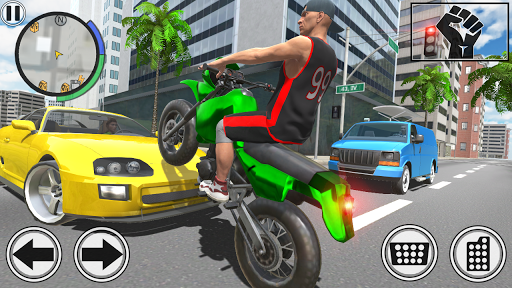 Real Gangster Crime Simulator 3D 0.3 screenshots 10