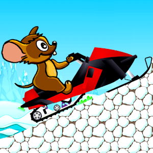 Tom Snowmobile Hill Climb for PC and MAC
