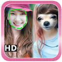 Dog Face maker and Changer Pro icon