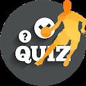 Basketball quiz games - American basketball icon