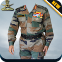 Indian Army Photo Suit Editor - Uniform Changer icon