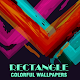 Rectangle Colorful Wallpaper Download on Windows