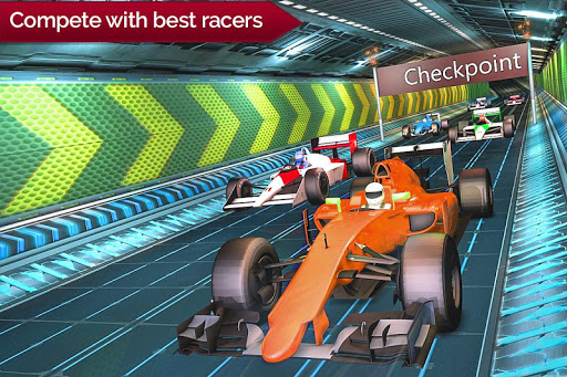 Formula Car Racing Underground - Sports Car Racer 1.11 screenshots 2