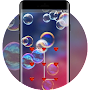 Dream bubble crystal balloon theme APK icon