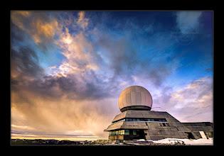Photo: Radar of the Grand Ballon