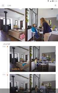 Withings Home Security Camera – Vignette de la capture d'écran