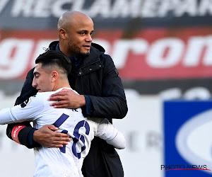"""Vincent Kompany: """"Le Club de Bruges est, de loin, la meilleure équipe"""""""