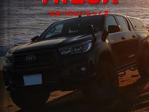 ハイラックス GUN125 Z.Black rally editionのカスタム事例画像 なんさんの2020年01月06日23:35の投稿