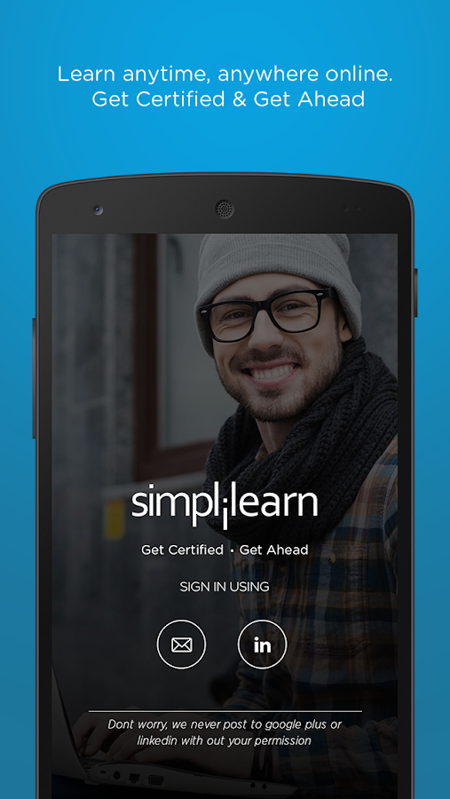 Simplilearn: Course & Tutorial - Android Apps on Google Play