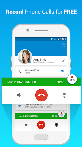 Caller ID, Call Recorder & Phone Number Lookup Screenshot