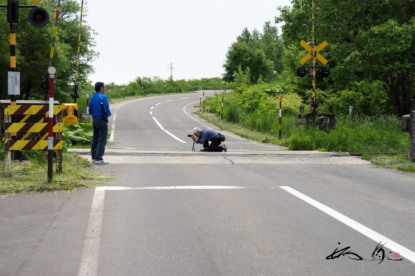 踏切・線路撮影