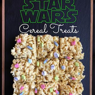 Star Wars Cereal Treats Recipe