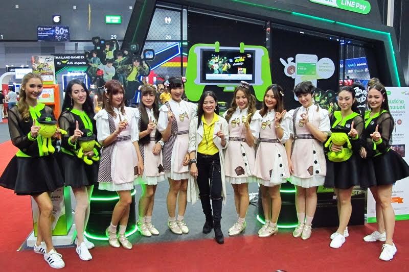 Thailand Garme Expo Sweat16!