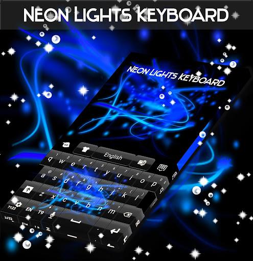 Neon Lights Keyboard Aplicaciones (apk) descarga gratuita para Android/PC/Windows screenshot