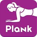 Plank workout BeStronger icon