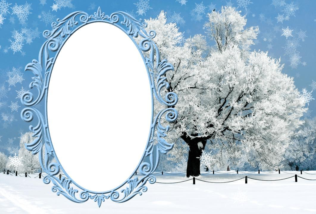 winter frames photo effects screenshot - Winter Photo Frames
