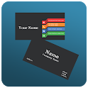 Business Cards Maker & Visiting Cards Maker icon