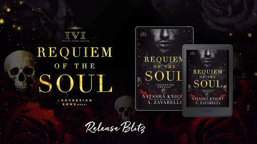 Release Blitz & Review ~~ A Requiem of the Soul by  A. Zavarelli and Natasha Knight