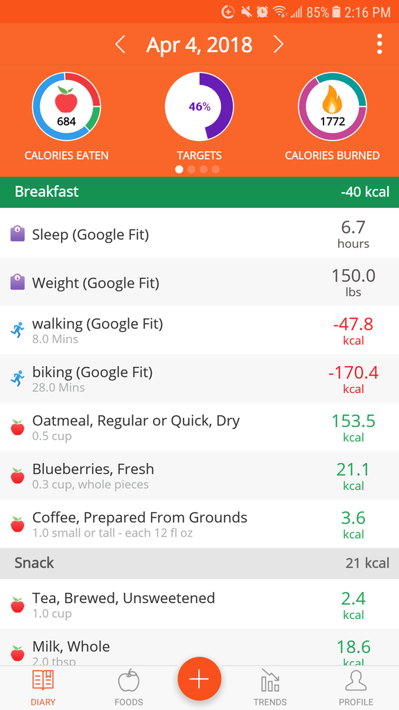 cronometer (ad free) Screenshot