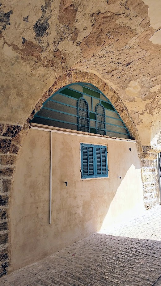 Travel Tuesday, walking in Jaffa and Tel Aviv in Israel