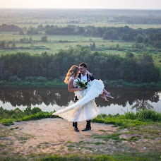 Wedding photographer Anastasiya Kit (whale). Photo of 24.07.2016