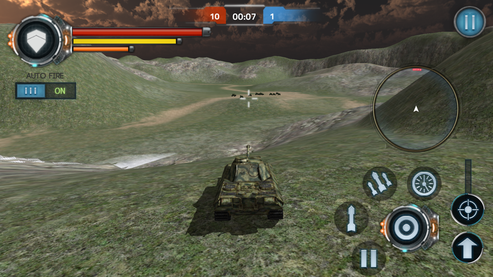 3d Tank Games Multiplayer