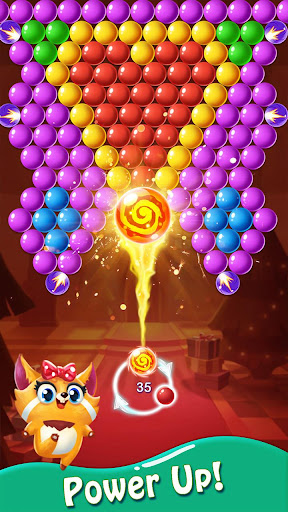 Bubble Shooter : Bear Pop! - Bubble pop games apktram screenshots 2