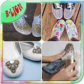 DIY Shoes Design Ideas