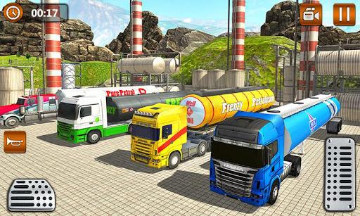 Offroad Oil Tanker Truck Transport Driver 1.6 screenshots 5