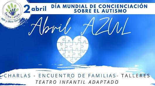 ABRIL AZUL acerca el Teatro a niñas y niños con diversidad funcional
