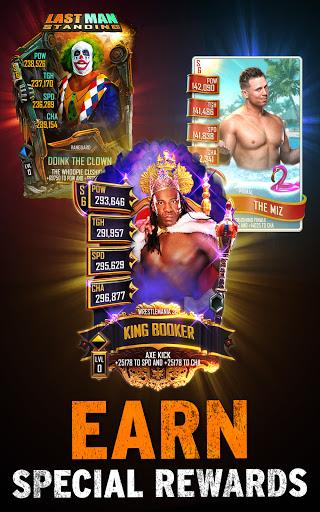 WWE SuperCard u2013 Multiplayer Card Battle Game apktram screenshots 12