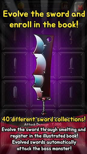 Touch Smith: Raising a Sword apkmind screenshots 8