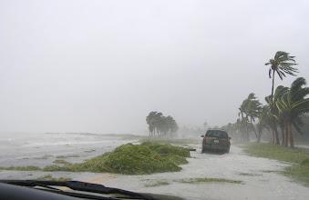 Photo: Hurricane Dennis, Key West, August 2005