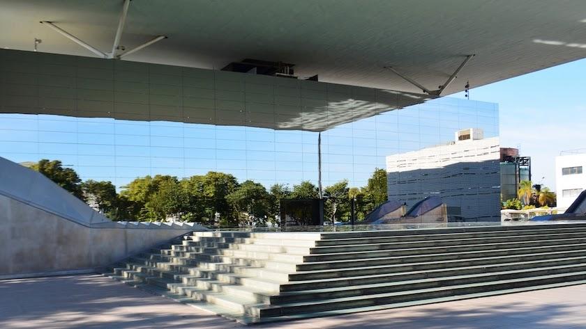Instalaciones en Sevilla de la Sociedad Andaluza para el Desarrollo de las Telecomunicaciones