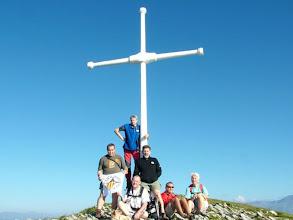Photo: NUMERO 015 TAGA (2038 m) 29-06-08
