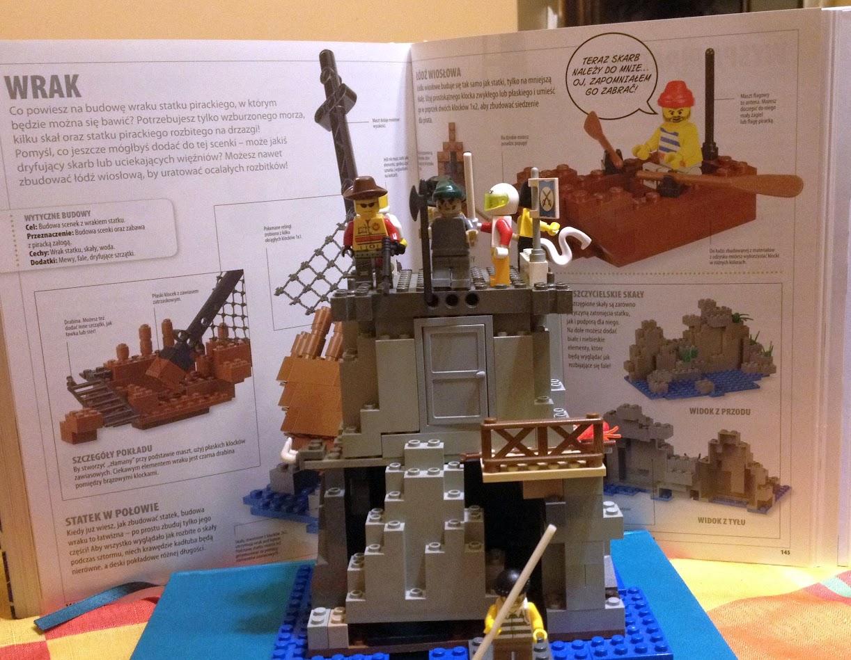 Lego - wraki
