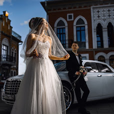 Wedding photographer Sergey Yashmolkin (SMY9). Photo of 07.09.2018