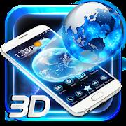 3D Earth Launcher