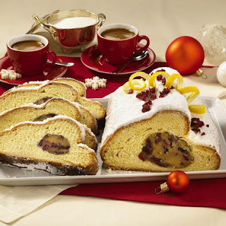 Cranberry and Citrus Bread