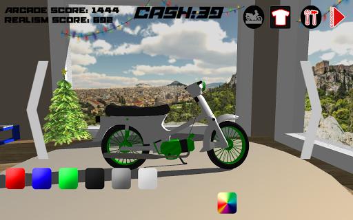 SouzaSim - Moped Edition  screenshots 4