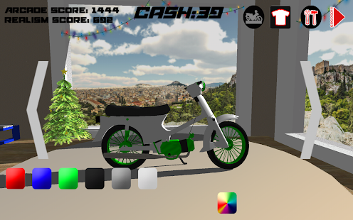 SouzaSim - Moped Edition- screenshot thumbnail