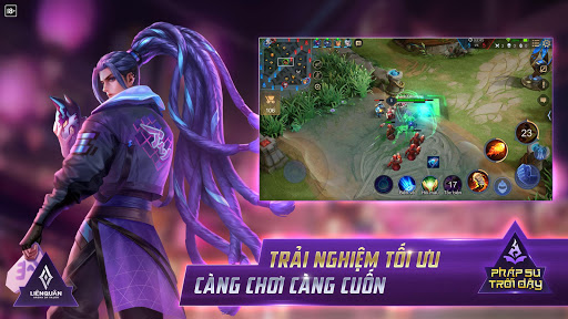 Garena Liu00ean Quu00e2n Mobile 1.31.1.7 screenshots 4